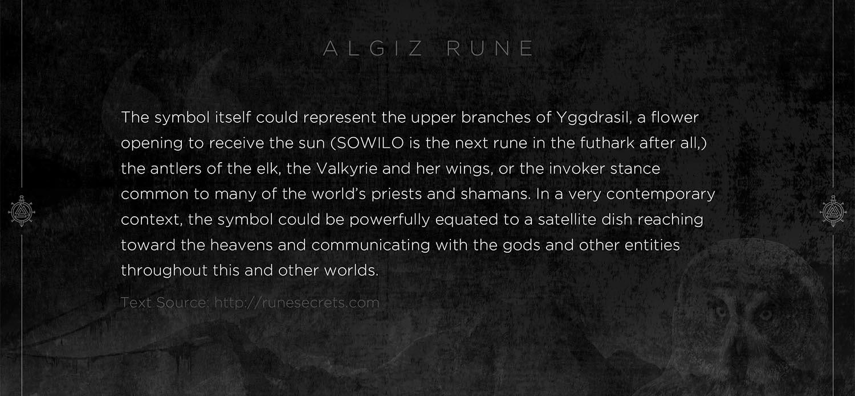 algiz rune, algiz, mythology, runes, norse runes, rune, viking, pagans, alex borisson, runes art, runes cards, cards, norse, valhalla, odin