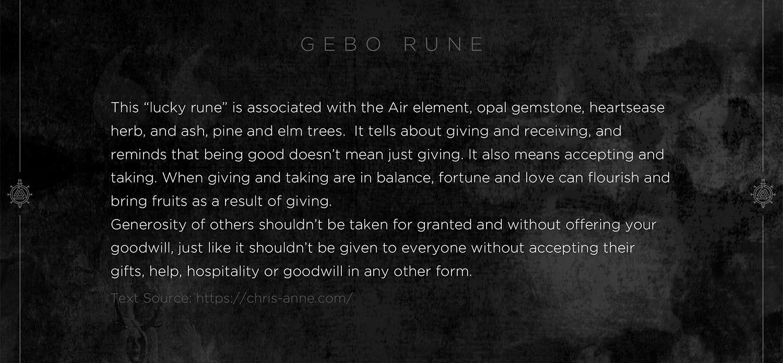 gebo rune, gebo, mythology, runes, norse runes, rune, viking, pagans, alex borisson, runes art, runes cards, cards, norse, valhalla, odin