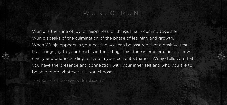 wunjo rune, wunjo, mythology, runes, norse runes, rune, viking, pagans, alex borisson, runes art, runes cards, cards, norse, valhalla, odin