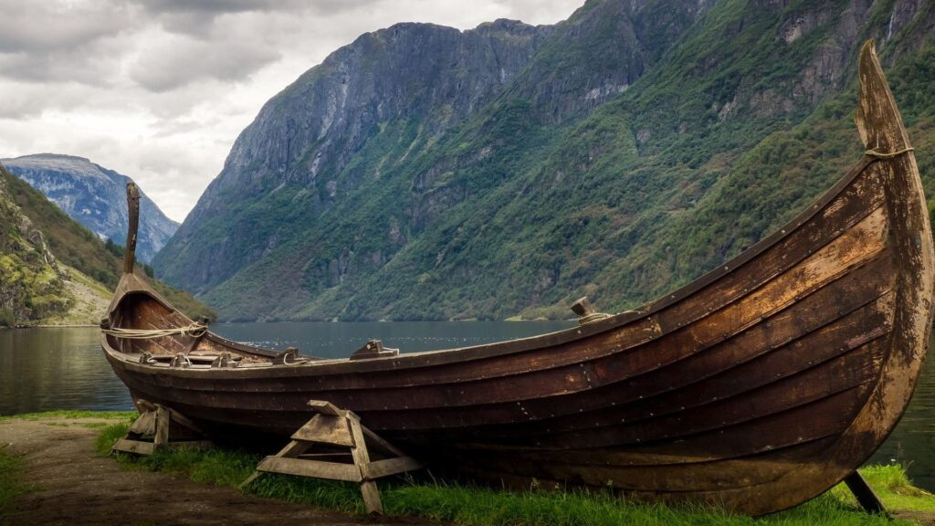 A living Viking village in Norway